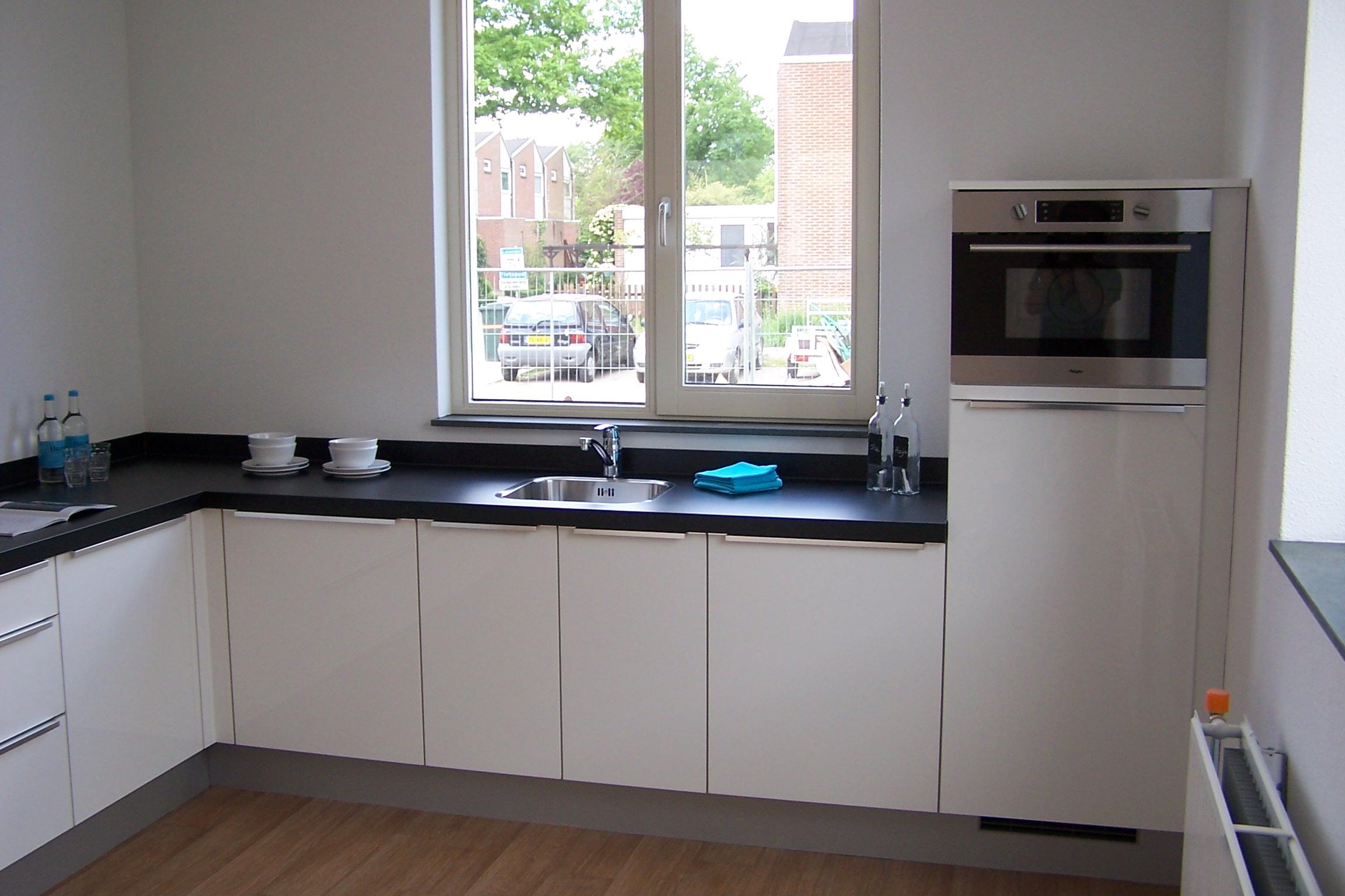 keuken modelwoning 3
