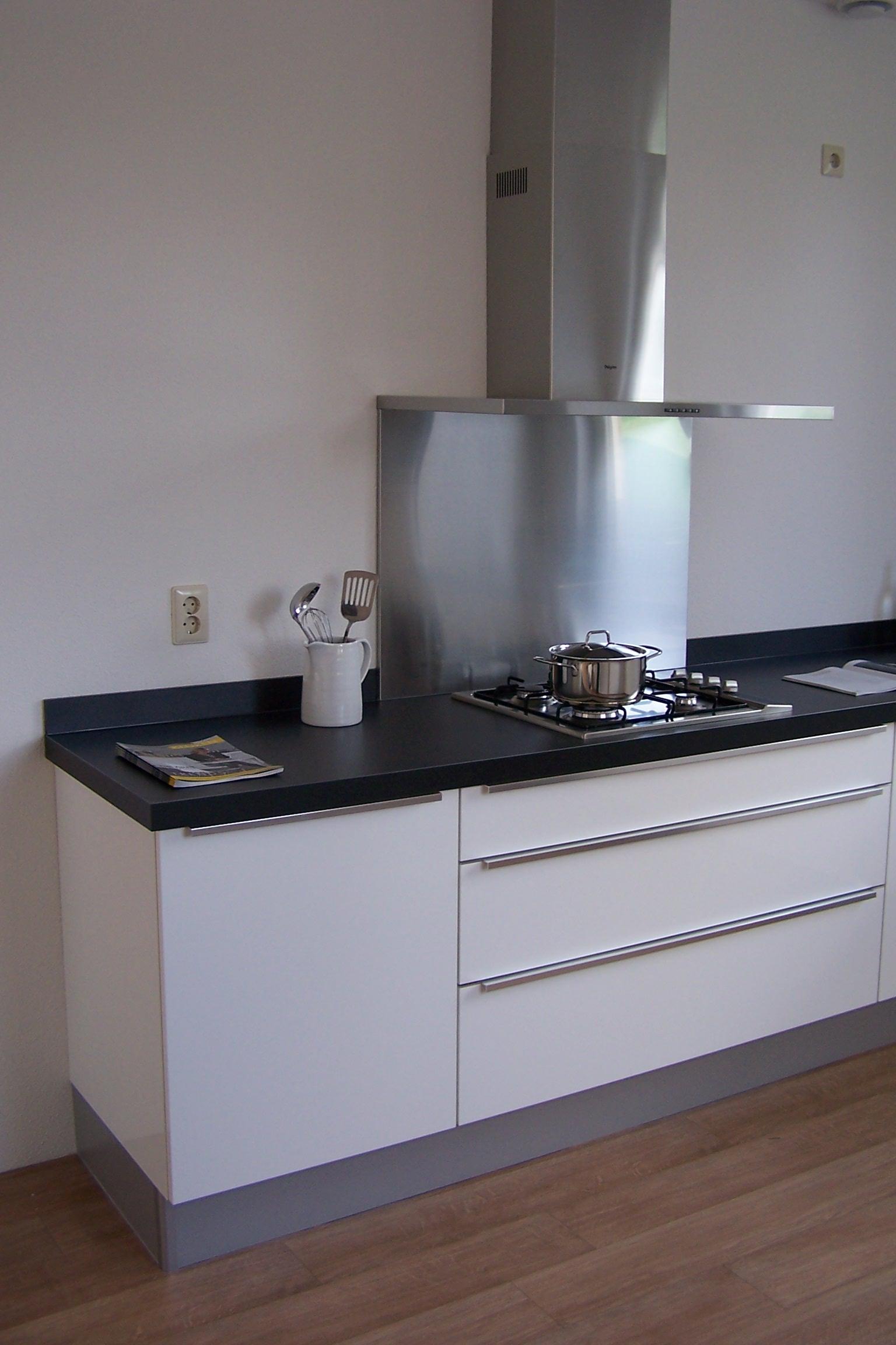 keuken modelwoning 4