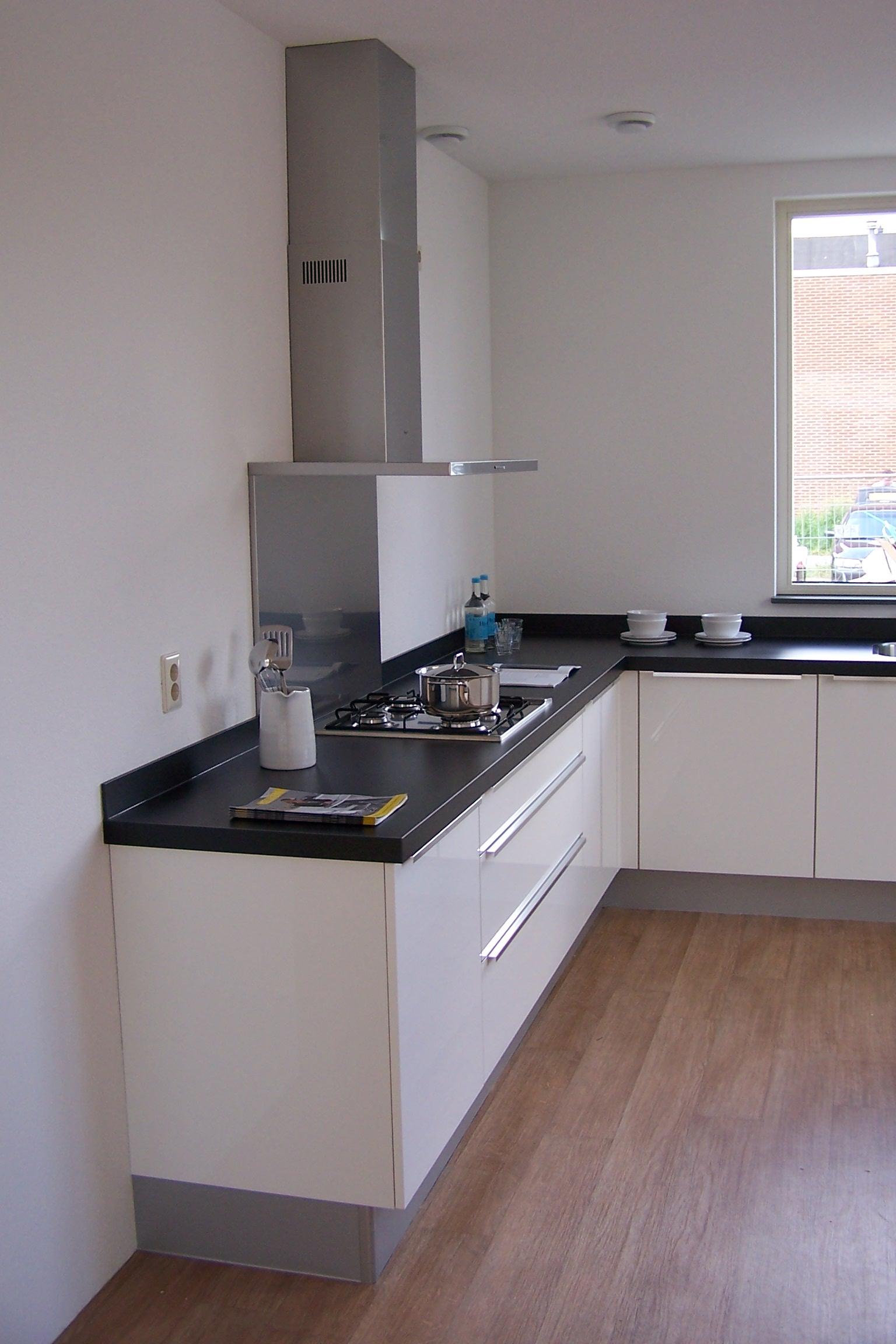 keuken modelwoning 5