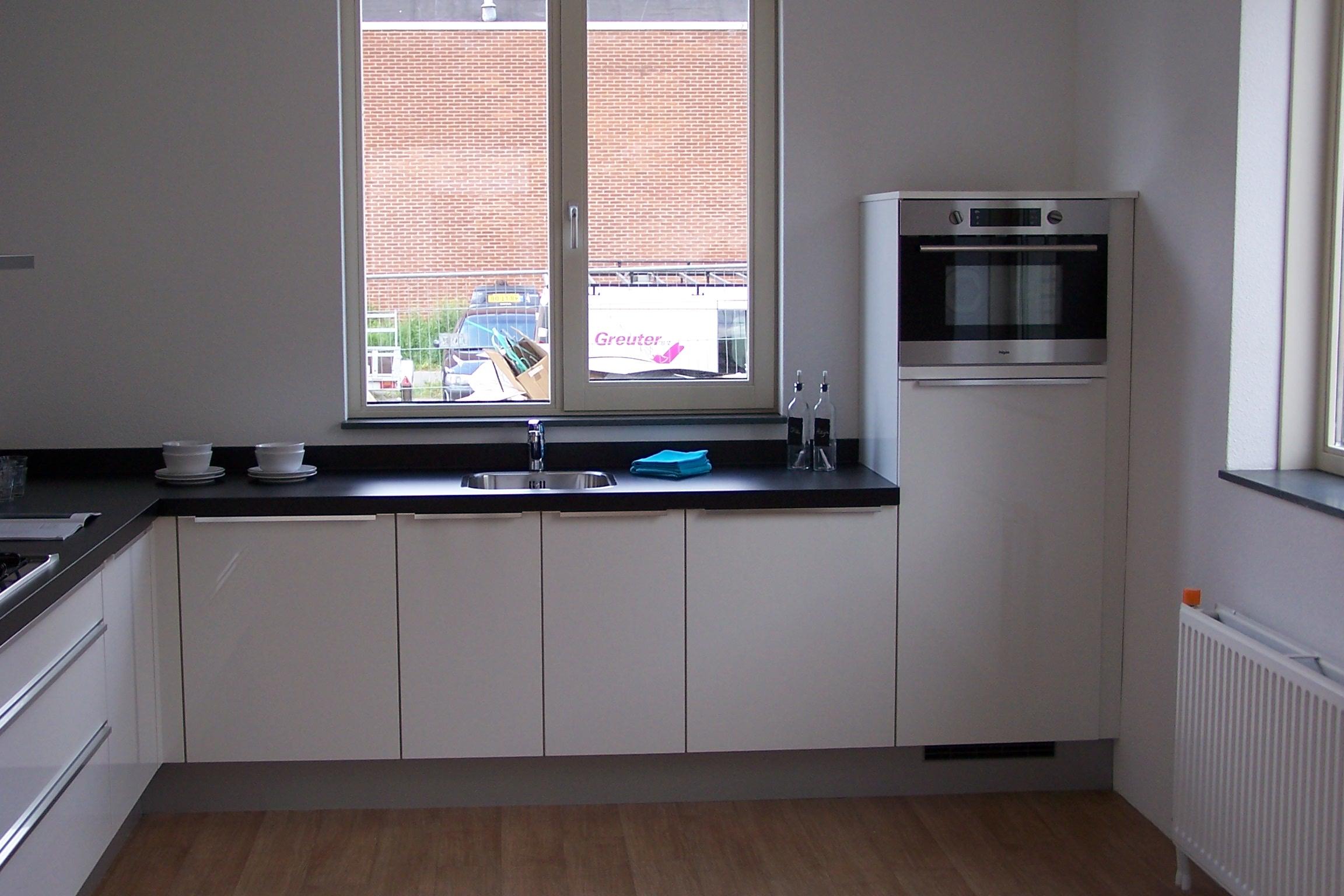 keuken modelwoning 6